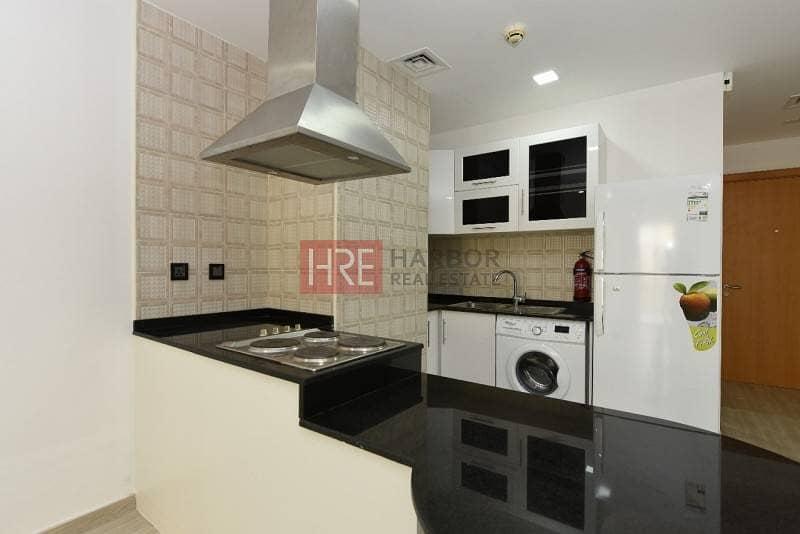 5 Luxurious Studio Apartment in Silicon Oasis