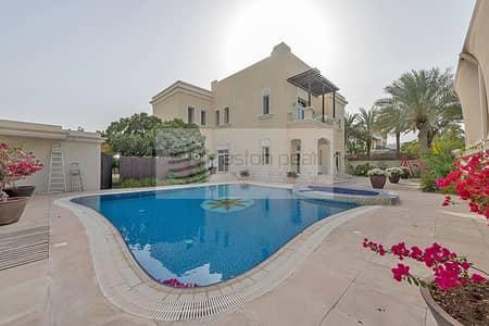 فیلا 5 غرفة نوم للبيع في تلال الإمارات، دبي - Lake View   Motivated Seller   Open for Offer