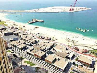 شقة 3 غرفة نوم للبيع في مساكن شاطئ جميرا (JBR)، دبي - JBR Specialist | Full Marina View | Rented