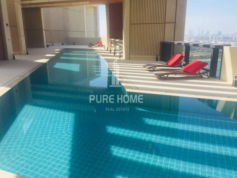 2 High Finished 1 Bedroom Apartment in Najmat Abu Dhabi