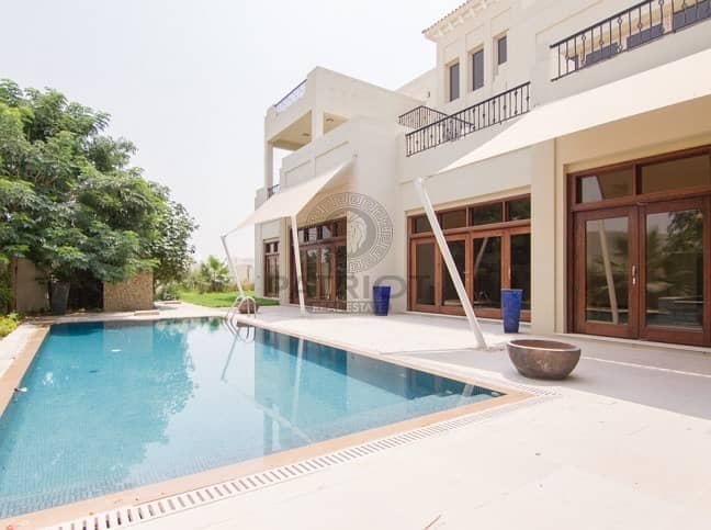 Amazing 5Br in Al Barari ready to move in