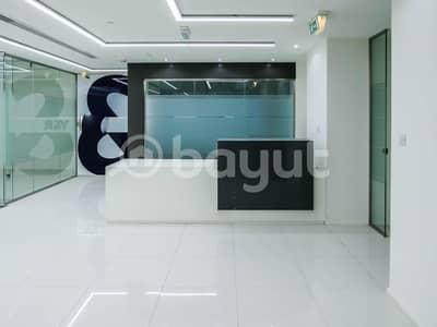 مکتب  للايجار في الخالدية، أبوظبي - Separate Office- Great Value- Direct from owner