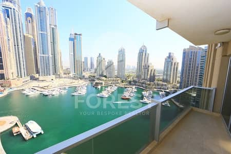Vacant Apt with Sea View in Marina Tower