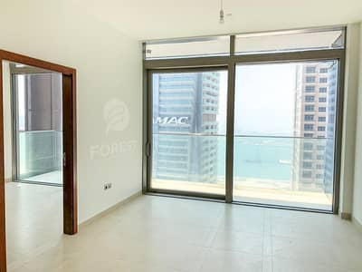شقة 1 غرفة نوم للبيع في دبي مارينا، دبي - Brand New | Bright | Marina and Sea View | 1BR