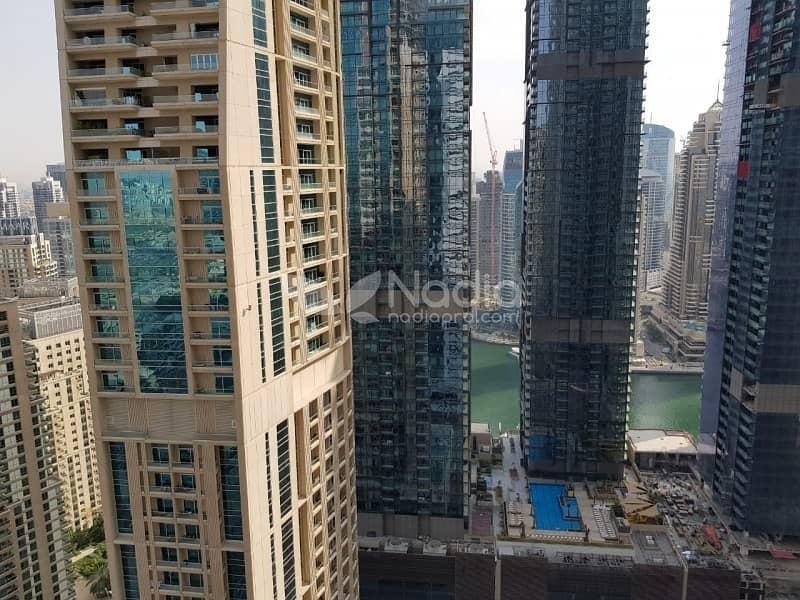 2 2 Bedroom + Study   Mag 218   Dubai Marina   For Rent