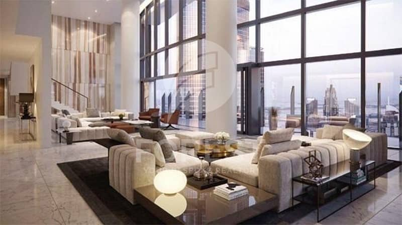 30 Luxury Penthouse with Fountain View in IL Primo