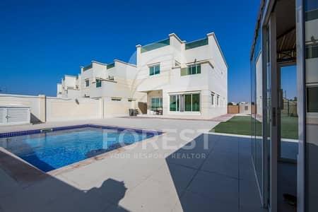 فیلا 3 غرفة نوم للبيع في دائرة قرية جميرا JVC، دبي - Upgraded Independent 4 BR Villa   Big Plot