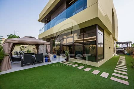 5 Bedroom Villa for Sale in DAMAC Hills (Akoya by DAMAC), Dubai - 5 BR Independent Villa | Vacant | Well-Maintained