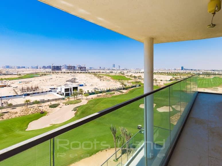 Cheapest 1 Bedroom Apt  in Golf Horizon Damac Hills