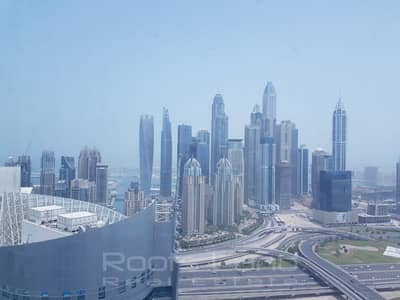 Office for Rent in Jumeirah Lake Towers (JLT), Dubai - Fitted Office l Dubai Marina + Golf View l Ready to Move