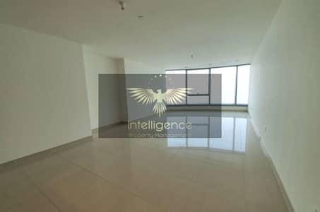 2 Bedroom Apartment for Rent in Al Reem Island, Abu Dhabi - Flat on high floor w/ Kitchen appliances