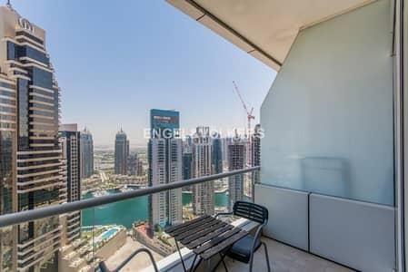 High Floor Studio with Palm View Botanica