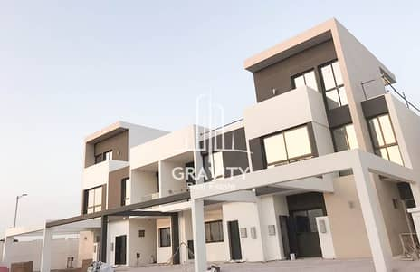 5 Bedroom Townhouse for Sale in Al Salam Street, Abu Dhabi - Vacant - Own your dream 5BR TH w/ elegant finishes