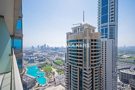 Golf View|Vacant|High floor|Well Maintained
