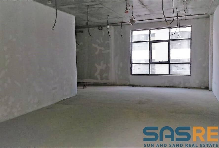 Shell and Core Office |w/ Rent Free | Best Price