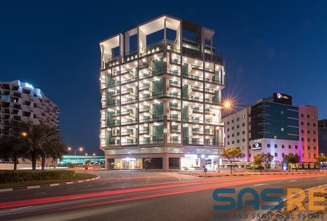 Exclusive 3BR+M+S   Duplex Luxury Family Apt.