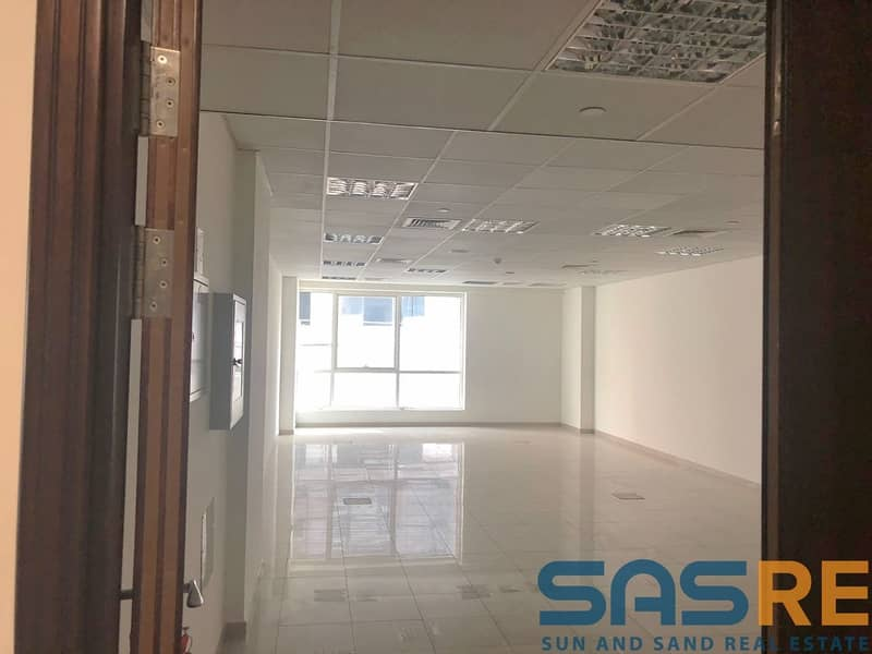 2  NET Area Fitted Office