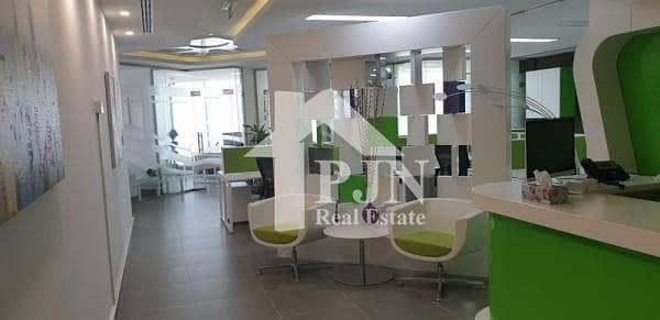 مکتب  للايجار في جزيرة الريم، أبوظبي - Fully Fitted Office
