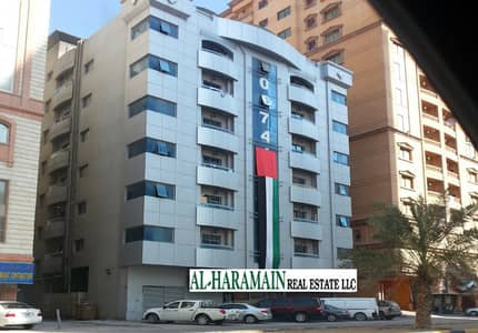 1 Bedroom Flat for Rent in King Faisal Street, Ajman - One Bedroom/Hall with Balcony King Faisal RD Ajman