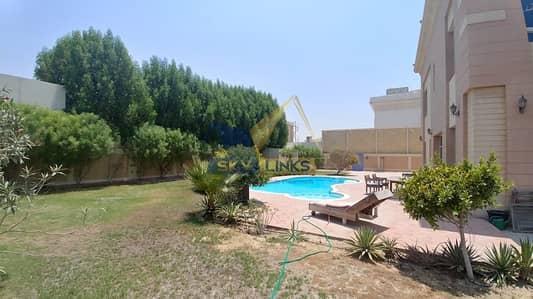 فیلا 4 غرف نوم للايجار في البرشاء، دبي - Brand NEW  4BR Villa With Pool for Rent