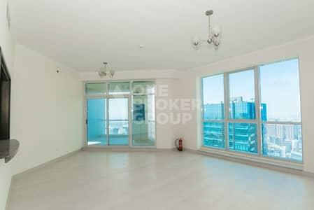 فلیٹ 3 غرفة نوم للايجار في دبي مارينا، دبي - Top Floor | Hot Deal | New In The Market |