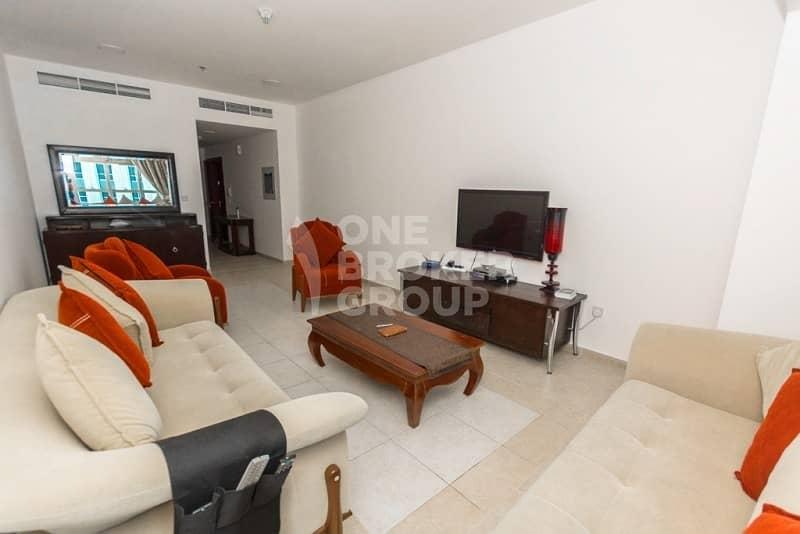 2 Bedroom Furnished Apt in Elite Residence