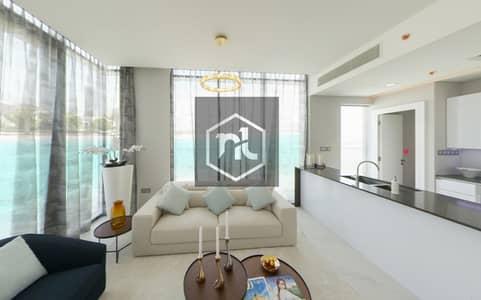 فلیٹ 1 غرفة نوم للبيع في مدينة محمد بن راشد، دبي - Lagoon View High Class 1st Class Layout