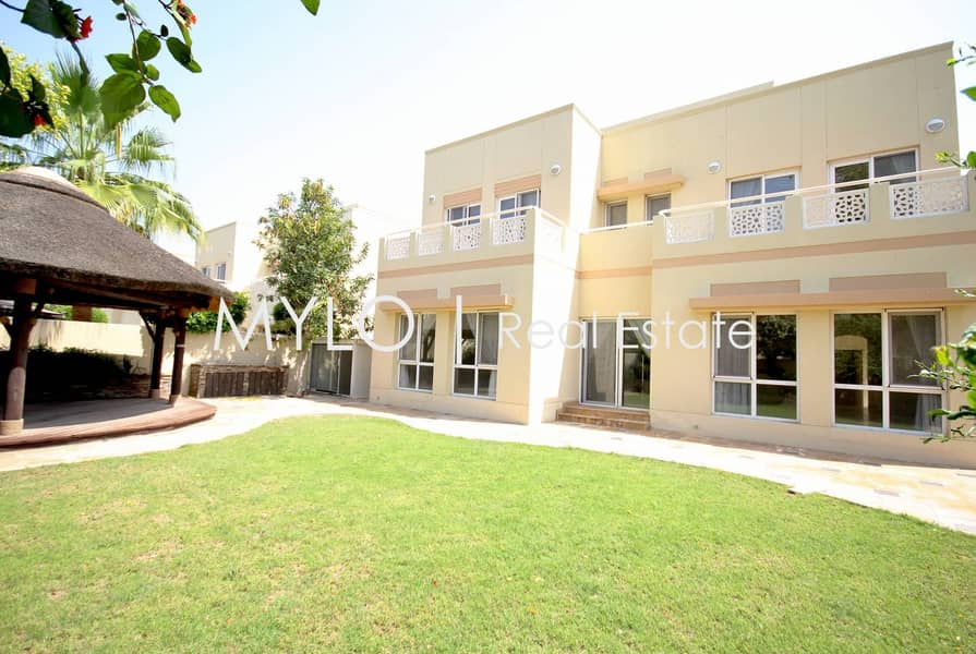 Vacant on transfer   cheapest 5 bed + maid