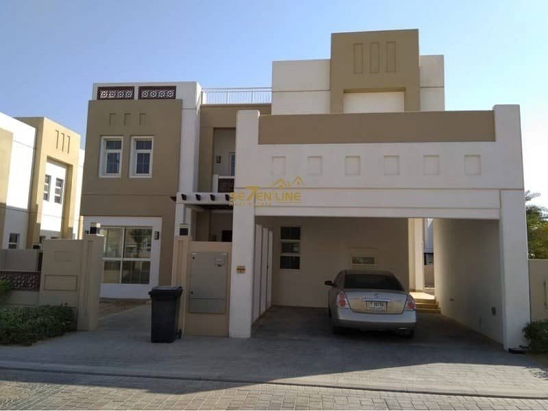 12 Type A Independent 5BR Villa with Maids R