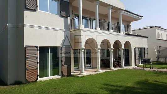 فیلا 6 غرفة نوم للبيع في جرين كوميونيتي، دبي - Huge Luxury Villa  in Green Community DIP