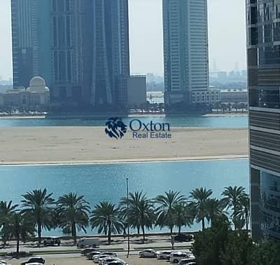 شقة 2 غرفة نوم للايجار في الخان، الشارقة - Elegant! Sea View 2BHK With Parking In Al Khan