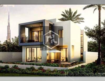 فیلا 5 غرفة نوم للايجار في دبي هيلز استيت، دبي - 5 Bed Villa Directly On The Central Park For Rent