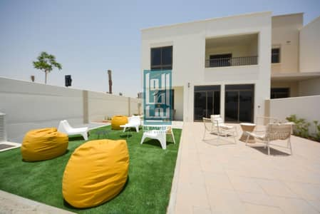 3 Bedroom Townhouse for Sale in Town Square, Dubai - Luxury 3BR+Maid  townhouse & Direct from developer