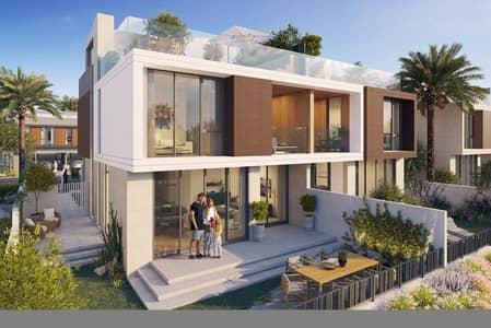 3 Bedroom Villa for Sale in Dubai Hills Estate, Dubai - SEMI DETACHED|Golf course with private roof top terrace|
