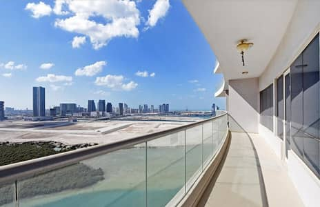 2 Bedroom Flat for Rent in Al Reem Island, Abu Dhabi - Lovely 2BR With Balcony Only for70K