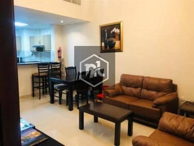 FULLY FURNISHED | 1 BED ROOM | BALCONY AND PARKING | ELITE 10 | SPORTS CITY