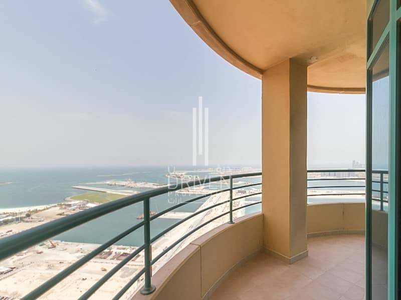 2 Huge 4 Bed plus Maids ROOM with Sea View