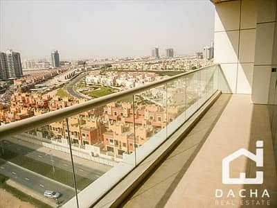 1 Bedroom Flat for Sale in Dubai Sports City, Dubai - Rented / Golf View Residence / High Floor