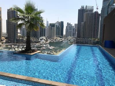 1 Bedroom Apartment for Rent in Dubai Marina, Dubai - Be The First Occupant I Stunning 1 Bedroom