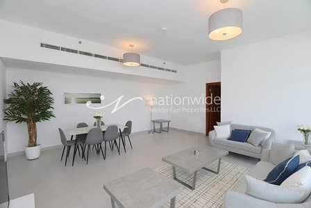 2 Bedroom Apartment for Rent in Al Reem Island, Abu Dhabi - Your Dream Home with 0 Commission + 1 Month Free