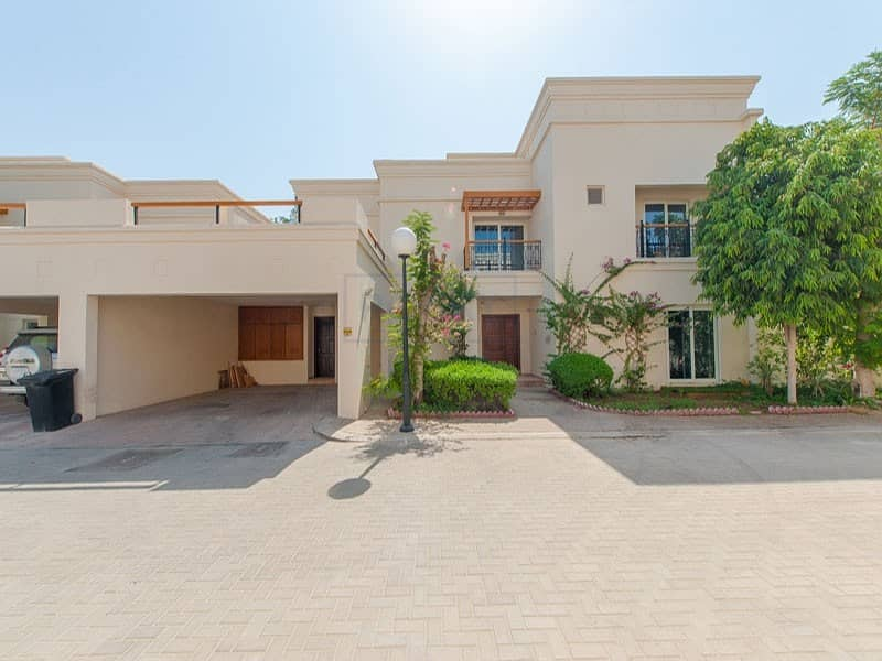 1 Amazing 4 B/R Villa with Sharing Facilities | Barsha First