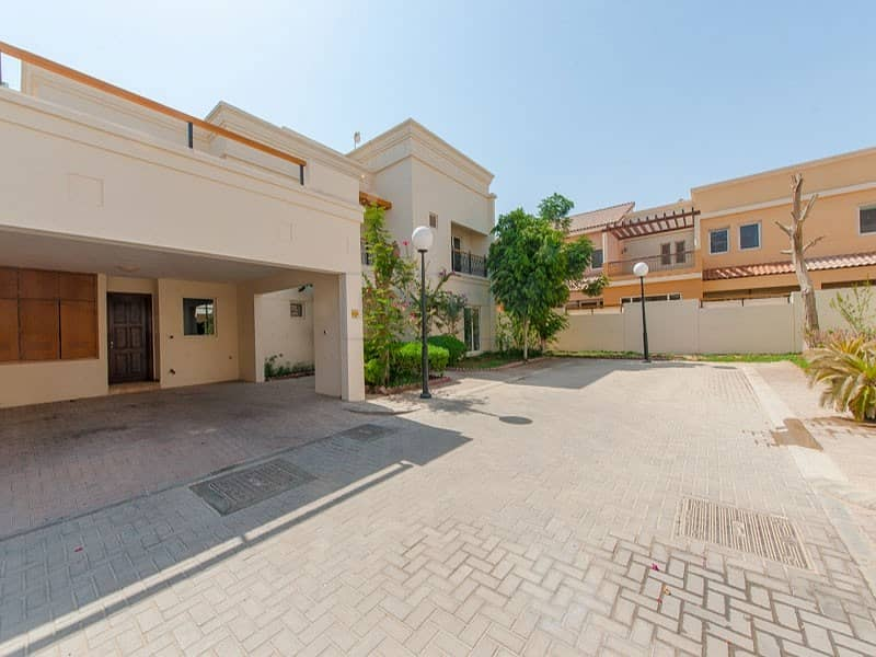 2 Amazing 4 B/R Villa with Sharing Facilities | Barsha First