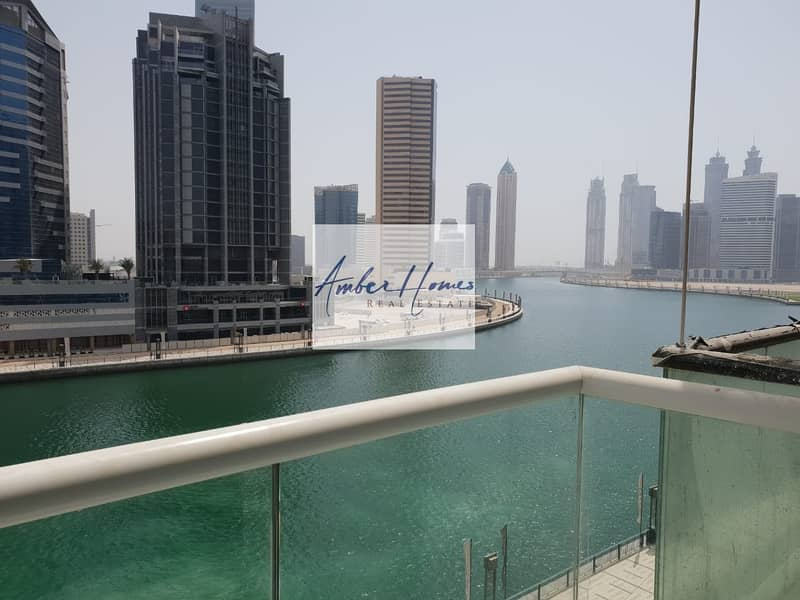 Canal View | Studio Hotel Apartment | Fully Furnished