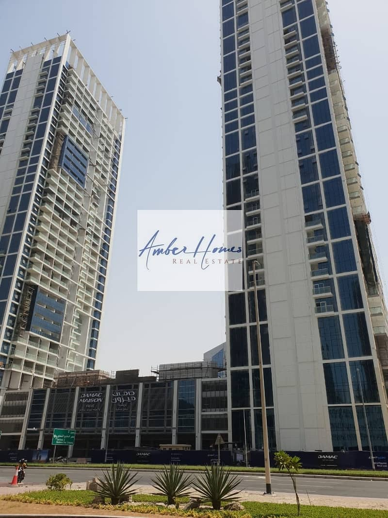 11 Canal View | Studio Hotel Apartment | Fully Furnished