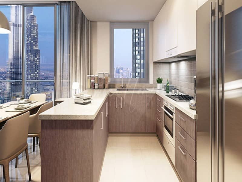 10 RESALE | 1BR in Downtown Views II for 1.1M | Investment Opportunity