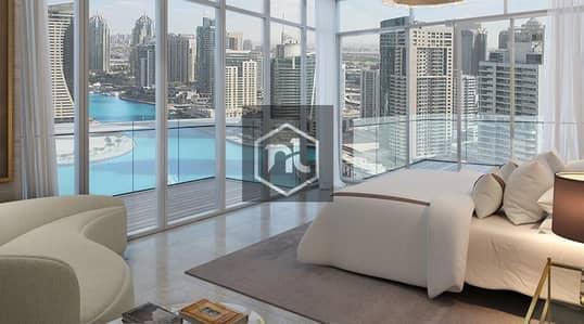 فلیٹ 1 غرفة نوم للبيع في دبي مارينا، دبي - Full Marina View High Rise New Apartment in Marina