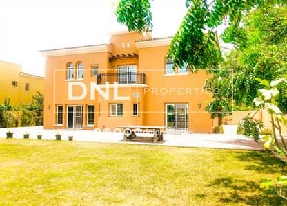 فیلا 5 غرفة نوم للايجار في المرابع العربية، دبي - Full Golf Course View | 5 BR + Maids |  Mirador La Coleccion