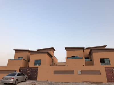 6 Bedroom Villa for Sale in Al Mowaihat, Ajman - For sale a wonderful villa very close to all services Free ownership of citizens and expatriates