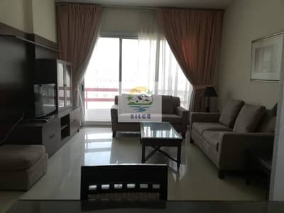2 Bedroom Flat for Rent in Al Salam Street, Abu Dhabi - FULLY FURNISHED 2 B/R CENTRAL A/C WITH BALCONY