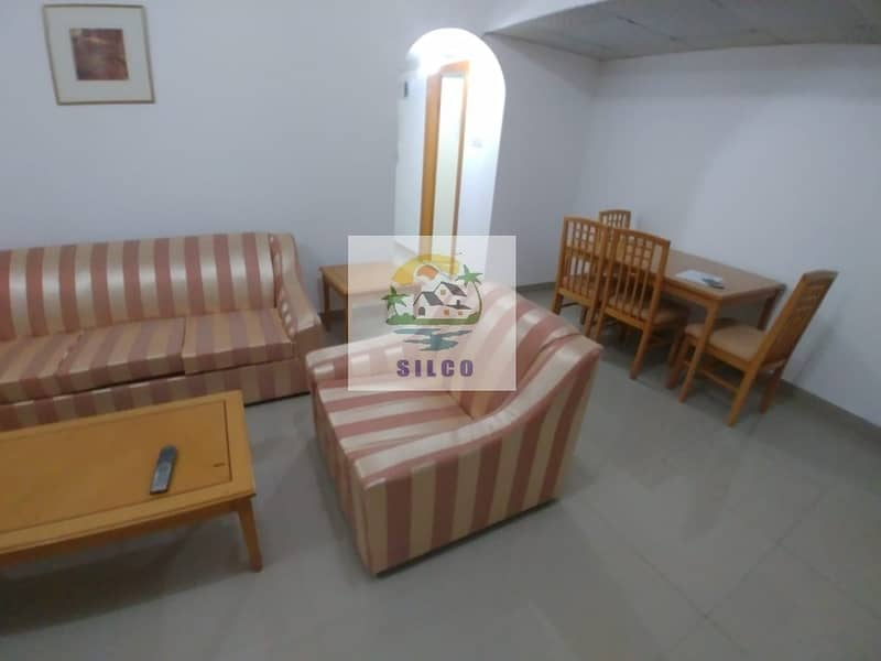 2 BR FLAT FULLY FURNISHED WITH HEALTH CLUB FACILITIES